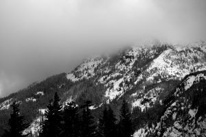 Snoqualmie Mountain. Image licensed CC-BY-NC-SA.