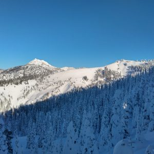Beautiful day at Hurricane Ridge.