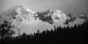 Kendall Peak west slopes. Image licensed CC-BY-NC-SA.