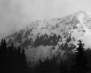 Kendall Peak NW slopes. Image licensed CC-BY-NC-SA.
