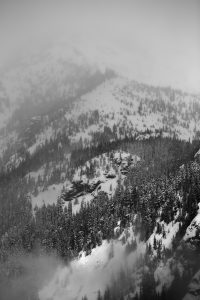 Cave Ridge and Snoqualmie S slopes. Image licensed CC-BY-NC-SA.
