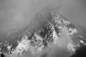Guye Peak. Image licensed CC-BY-NC-SA.