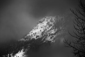 Snoqualmie Mountain W slopes. Image licensed CC-BY-NC-SA.