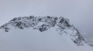 Cornices on Bearpaw Mountain