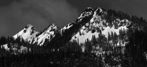 3:30 pm image of upper Kendall Peak. Image licensed CC-BY-SA-NC 4.0